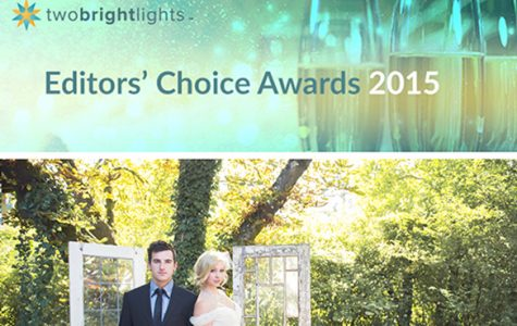 Winner of Editor's Choice Award 2015 | Two Bright Lights Online Blog