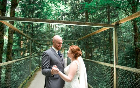 Forest Themed Wedding at Pagoda Ridge Golf Course | Kylie & Ben