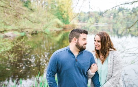 Burnaby Lake Park Engagement Session | Tiffany & Nico