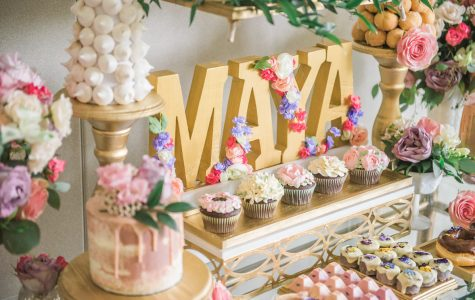 A Beautiful Garden Themed Birthday Party