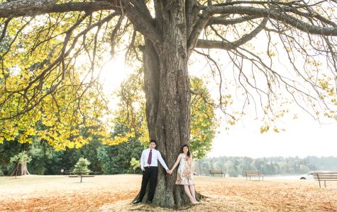 Stanley Park Engagement Session | Georgine & Steven