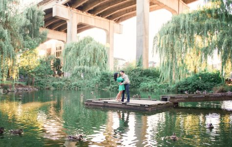 Granville Island Engagement Session | Pearline and Jerence