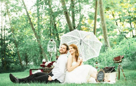 Published on Real Weddings Magazine's Marry Me Page - Krista & Mike