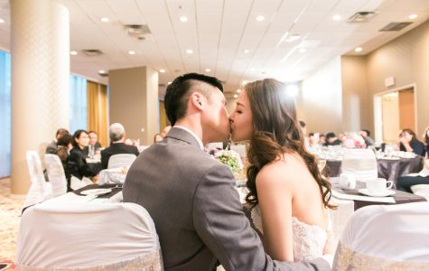 Marriott Pinnacle Hotel Wedding | A+J