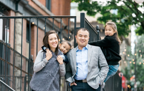 A Fun Family Session in Gastown