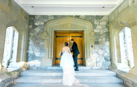 Beautiful Destination Wedding at Hatley Castle | L + S