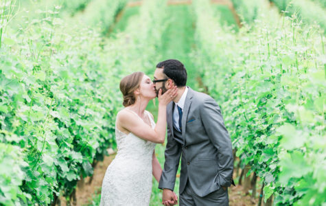 Intimate Vineyard Wedding at Singletree Winery | K + D