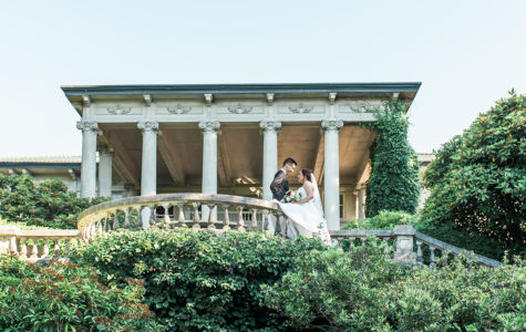 A Chic Wedding at Hycroft Manor & Blue Water Cafe | K+J