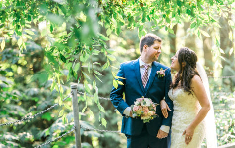 An Intimate Wedding at Minnekhada Lodge | T+B