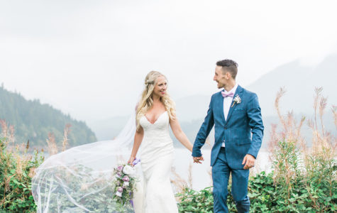 A Rustic & Loving Wedding at Cleveland Dam | T+T