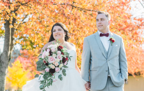 A Fun Autumn Wedding at Westwood Plateau | S+B