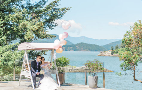 Intimate Wedding at Eagle Island | M+J
